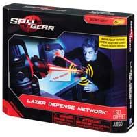 Toysmith Spy Gear Laser Defense Network