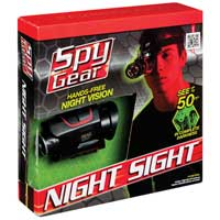 Toysmith Spy Gear Night Sight