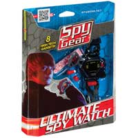 Toysmith Spy Gear Ultimate Spy Watch