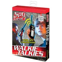 Toysmith Spy Gear Walkie Talkies