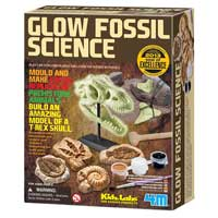 Toysmith Glow Fossil Science Kit