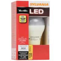 Osram Sylvania 10-Watt A19 Semi Omni Directional LED Bulb