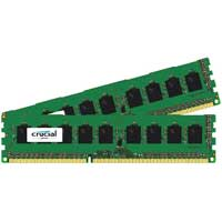 Crucial 16GB DDR3-1866 (PC3-14900) CL13 Unbuffered Desktop Memory Kit (Two 8GB Memory Modules) - for Mac Pro Systems