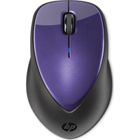 HPS Simulations HP X4000 Link-5 Wireless Laser Mouse - Purple