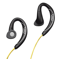Jabra SPORT Corded Stereo Headset - Yellow