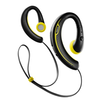 Jabra SPORT Stereo Wireless Headset - Yellow