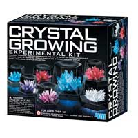 Toysmith Crystal Growing Experiment Kit