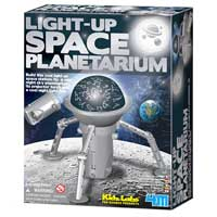 Toysmith 4M Light Up Space Planetarium