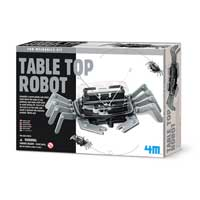 Toysmith 4M Table Top Robot