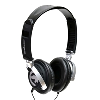 Ecko Unltd. EKU-MTN-BK Motion On Ear Headphones - Black