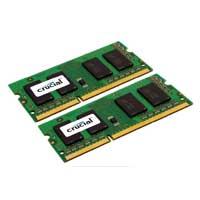 Crucial 8GB DDR3 1600(2 X 4GB)