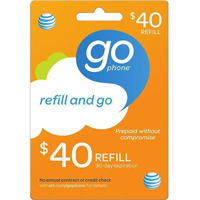 InComm AT&T $40 REFILL
