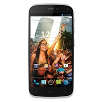 BLU Life Play L100A Unlocked GSM Dual-SIM Android Smartphone - White