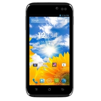 BLU Advance 4.5 A310A Unlocked GSM Dual-SIM Android Smartphone - Black