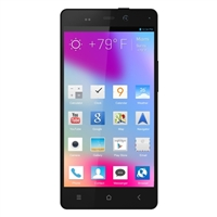 BLU Life Pure L240A Unlocked GSM Android Smartphone - Black