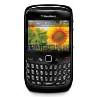 Blackberry Curve 8520 GSM Unlocked Smartphone - Black