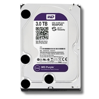"WD Purple Surveillance/AV 24x7 3TB Intellipower SATA III 6Gb/s 3.5"" Hard Disk Drive WD30PURX - OEM"
