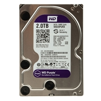 "WD Purple Surveillance/AV 24x7 2TB Intellipower SATA III 6Gb/s 3.5"" Hard Disk Drive WD20PURX - OEM"