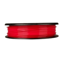 MakerBot True Red PLA Plastic Filament 1.75mm - 0.5 lbs Small Spool (0.2 kg)