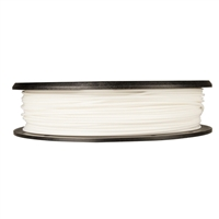 MakerBot True White PLA Filament Small Spool 1.75mm