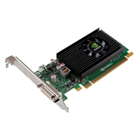 PNY NVS 315 1GB DDR3 Low Profile Video Card
