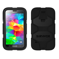 Griffin Survivor for Samsung Galaxy S5 - Black