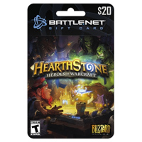 InComm Blizzard Hearthstone $20