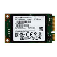 "Crucial M500 480GB mSATA 6Gbps 2.5"" Internal Solid State Drive"
