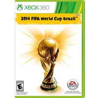 Electronic Arts FIFA 2014 World Cup Brazil (Xbox 360)