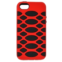 WinBook Black/Red iPhone 5/5s Protection Case