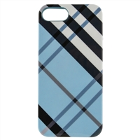 WinBook Tartan Blue iPhone 5/5s Protection Case
