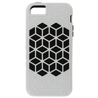 WinBook White/Black iPhone 5/5s Protection Case