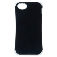 WinBook Black/Gray iPhone 5/5s Protection Case