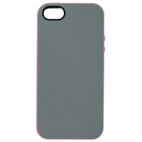 WinBook Gray/Pink iPhone 5/5s Protection Case
