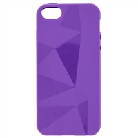 WinBook Purple iPhone 5/5s Protection Case