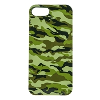 WinBook Green Camo iPhone 5/5s Protection Case