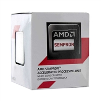 AMD Sempron 3850 AM1 1300 MHz Socket FS1b Boxed Processor