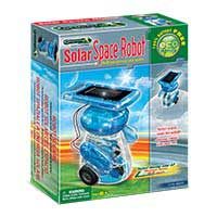 TEDCO Toys Amazing Solar Space Bot