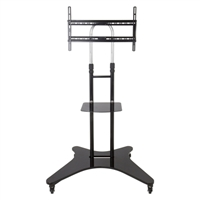 "AVF WFSL600-A Mobile TV Cart for 32"" - 60"" Flat Panel Displays"