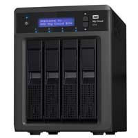 WD 4 BAY MY CLOUD EX4 EMPTY