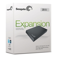 Seagate Expansion 2TB USB 3.0 Portable External Hard Drive
