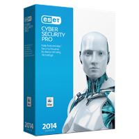 ESET Cyber Security Pro 2014 1-Year 1-User (Mac)