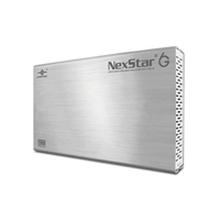"Vantec NexStar 6G 3.5"" to SuperSpeed USB 3.0 External Hard Drive Enclosure"