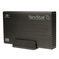 "Vantec NexStar 6G 3.5"" SATA III 6Gb/s to USB 3.0 Hard Drive Enclosure"
