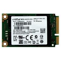 Crucial M550 256GB SATA III 6Gb/s mSATA Internal Solid State Drive