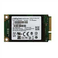 Crucial M550 512GB SATA III 6Gb/s mSATA Internal Solid State Drive