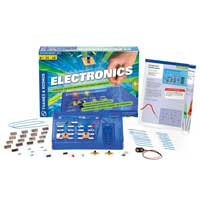 Thames & Kosmos Electronics Science Kit