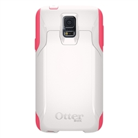 Otter Products Commuter Wallet Case for Samsung Galaxy S5 - Neon Rose