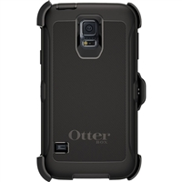 Otter Products Defender Case for Samsung Galaxy S5 - Black
