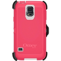 Otter Products Defender Case for Samsung Galaxy S5 - Neon Rose